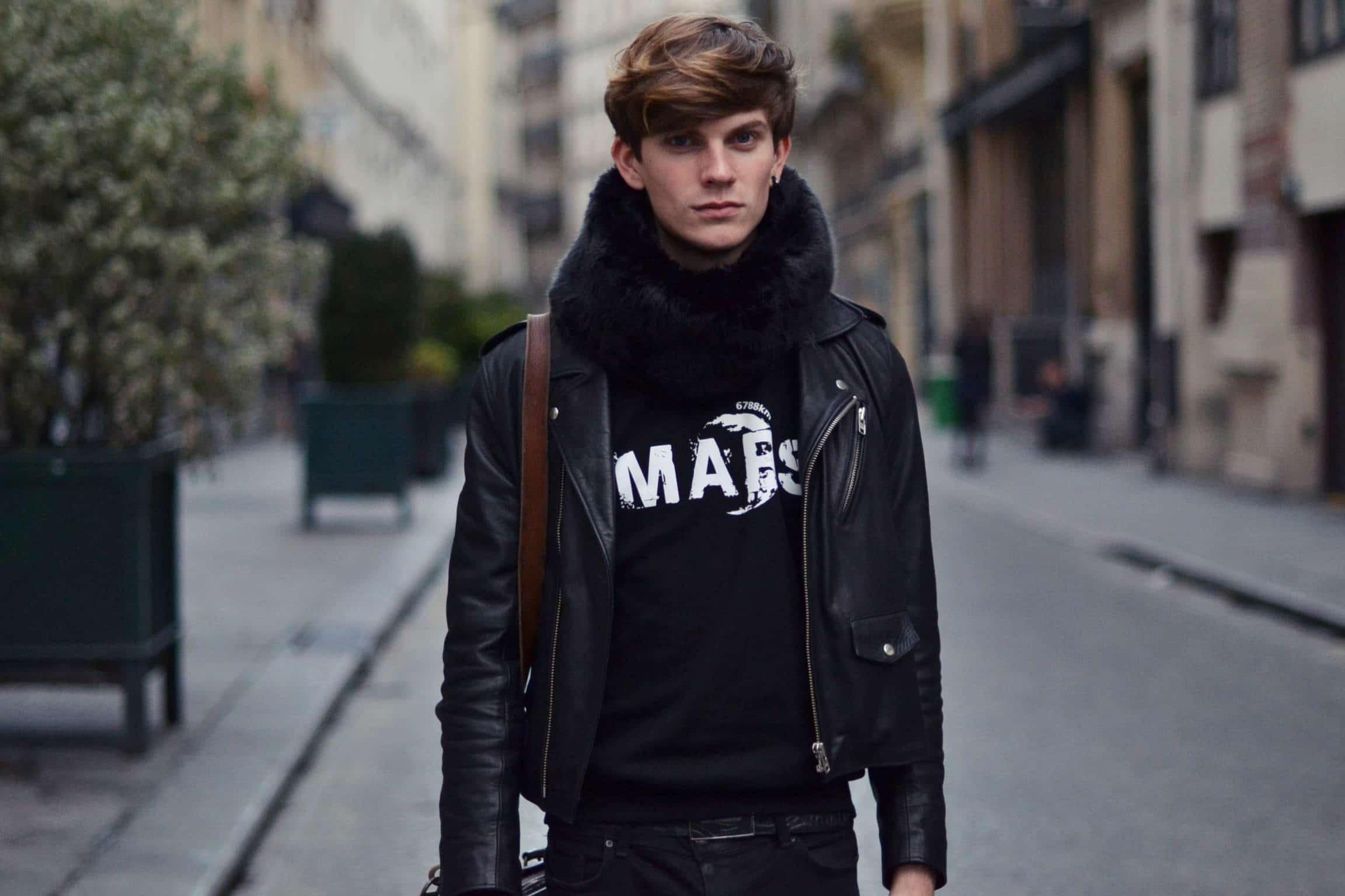 Echarpe homme rock - Idée pour s habiller 9077b866c82