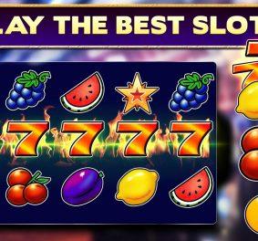 Machine a sous: dans les casinos réels